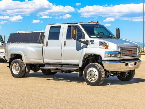 2005 GMC C4500 4X4 HAULER (Stock #: 5U160253) - Transwest ...