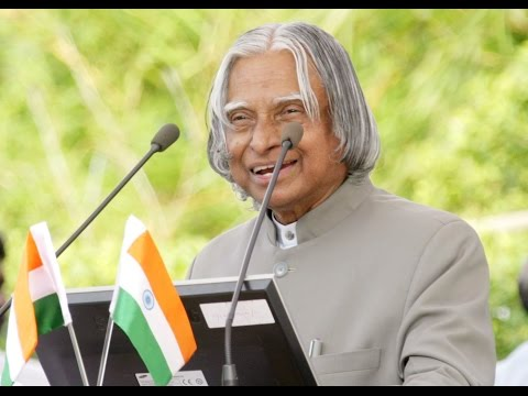 An Outstanding Inspirational Speech By APJ Abdul Kalam At CE