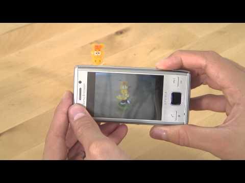 Sony-Ericsson Xperia X2 Test Kamera