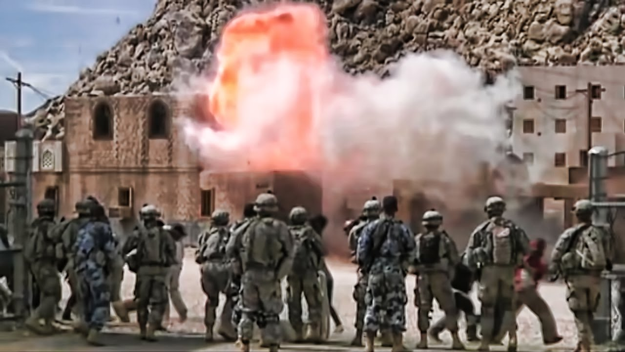 Youre In The Army Now Scenes From Fort Irwin NTC YouTube