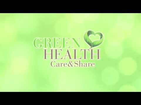 What is 'Green Health Project' by Bangkok Hospital Group?
