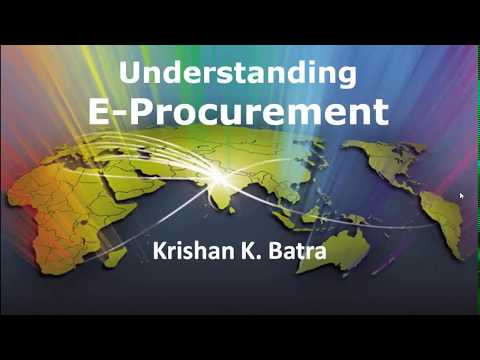 Webinar on e-Procurement