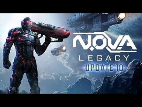 Nova Legacy Update 10 Gameplay