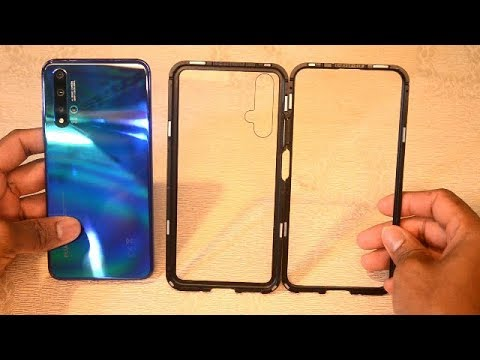 Huawei Nova 5t Magnetic Case Unboxing By Mr Nabindra