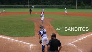 Crusaders Baseball Club vs Banditos Scout Team 15u at Perfect Game Tournament Cartersville Georgia