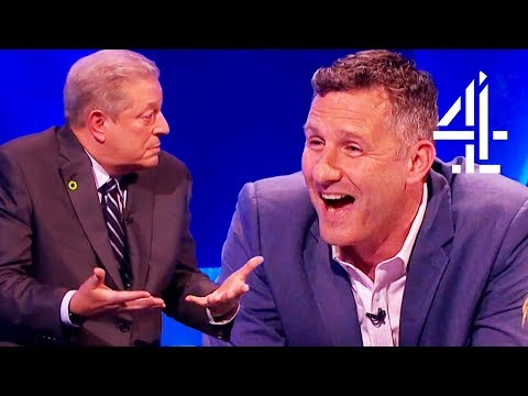 Which Celebrity Did Al Gore Accidentally Butt-Dial?! | The Last Leg