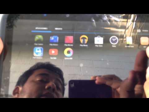 Revisión de Tablet MX, modelo IUSA