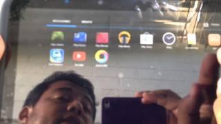 Revisión de Tablet MX, modelo I