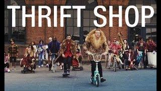 АМЕРИКА #372 Macklemore THRIFT SHOP место где снимали клип