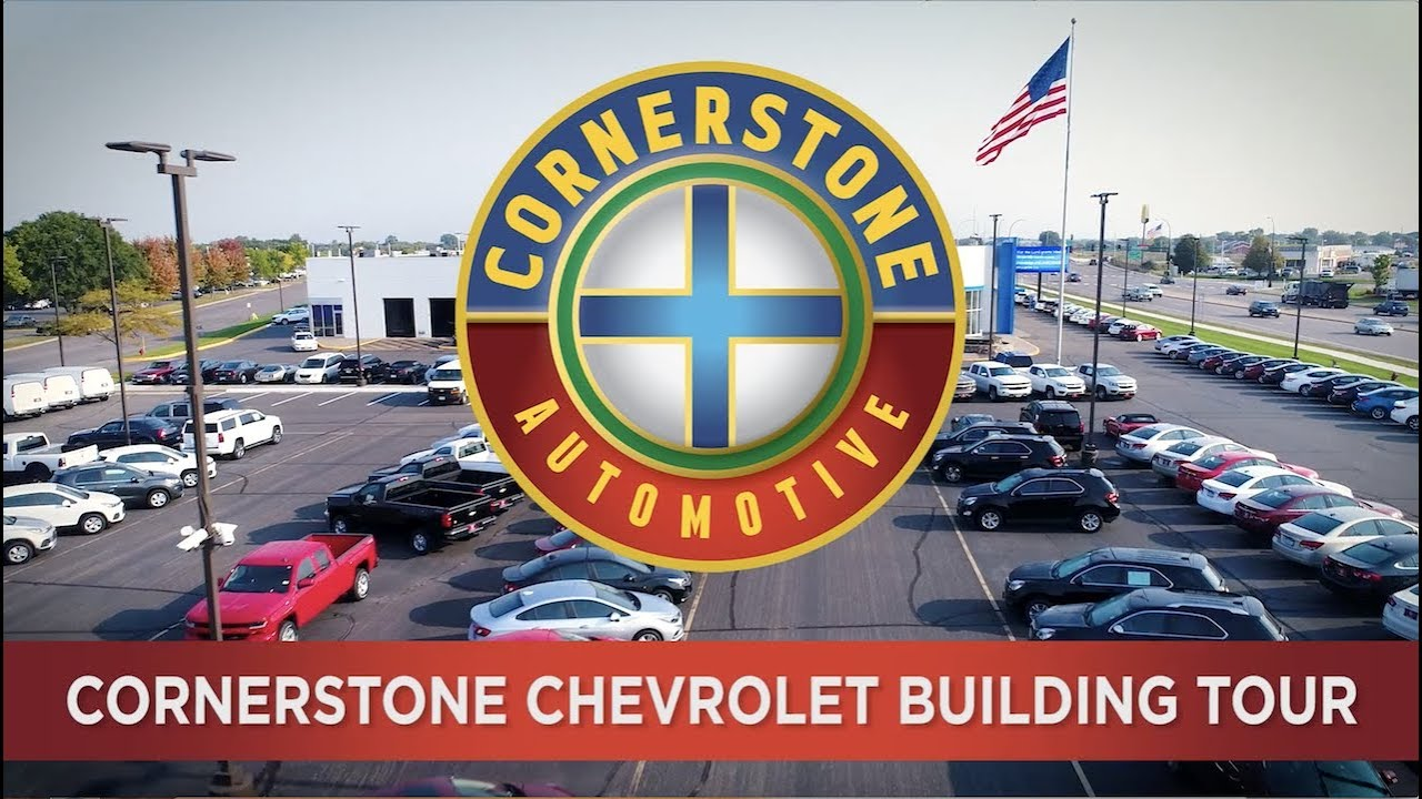 Cornerstone Chevrolet Building Tour Youtube