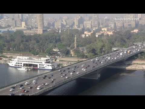 CAIRO, Egypt / Cityscape, City tour, Images, panoramics of the city / El Cairo - Egipto. Imágenes Videos De Viajes