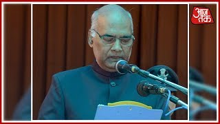 Experts Brief On Ram Nath Kovind's Swearing In Ceremony- Part 2