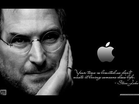 Les Plus Belles Paroles De Steve Jobs【ツ】