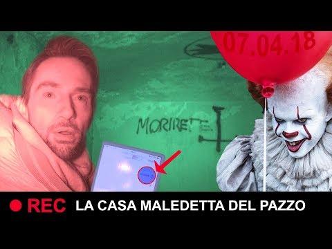 PAOLO PIT | LA CASA MALEDETTA DEL PAZZO