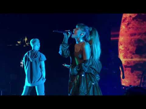 Ariana Grande 4K Live @ Jones Beach (Billboard Hot 100 Music Festival) Aug 20 2016 Front Row