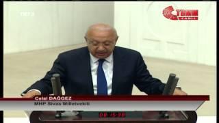 Milliyetçi Hareket Partisi Sivas Milletvekili Celal Dağgez TBMM Yemin Töreni