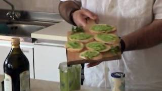 Pea Spread And Dip