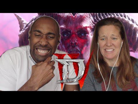 Non - Diablo Players Reacts To Diablo 4 - Official Announcement Cinematic Trailer | Blizzcon 2019
