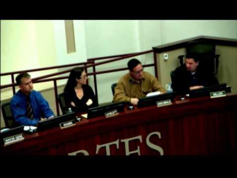 Mayor Council Communications:  Councilmember Matt Miller