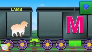 Alphabet Train   ..