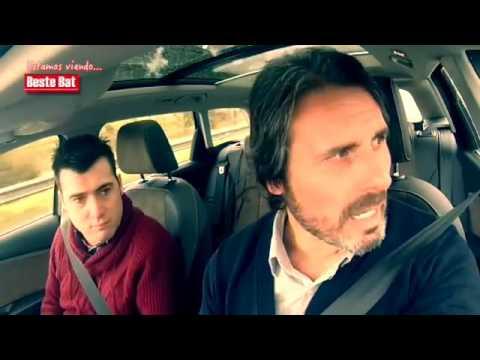 Reportaje a Rafa Alkorta en Beste Bat con el patrocinio de Automóviles Galindo
