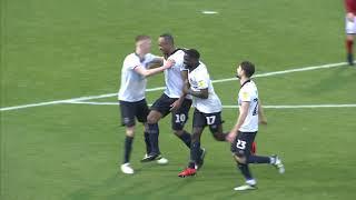 Crewe Alexandra 0-2 Oldham Athletic: Sky Bet League Two Highlights 2018/19 Season