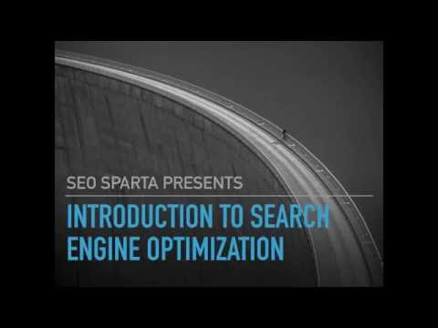 """Introduction To SEO"" by @seo_sparta of SeoSparta.co"