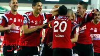 اهداف مباراة إتحاد الجزائر 2-0 شباب بلوزداد