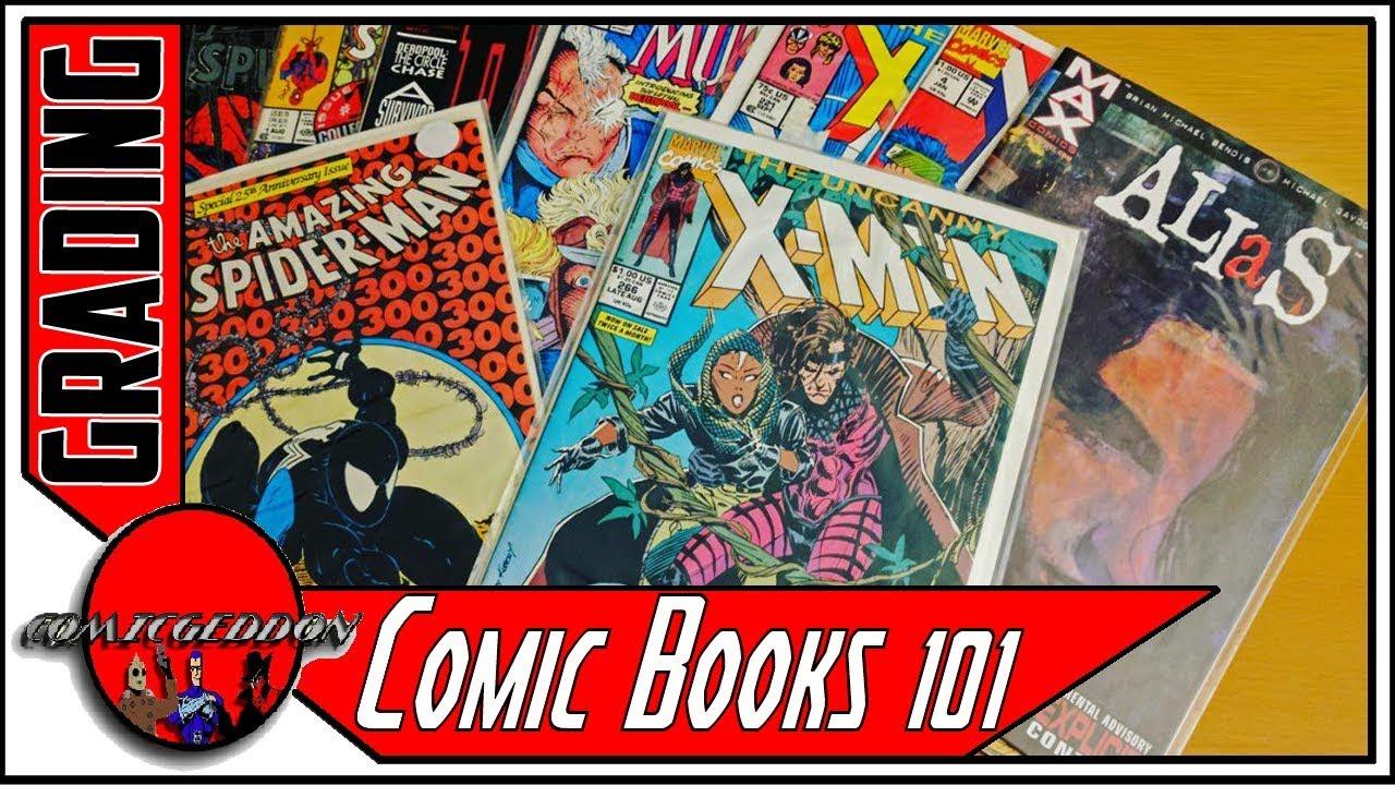 how to make a comic book youtube