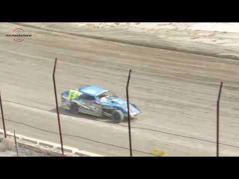 Desert Thunder Raceway 305 Modified Heat Race 9/29/18-Day Race