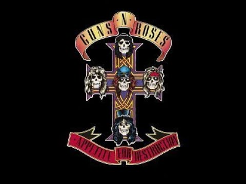 vol5【GOOD TIMES TUBE】 Appetite for Destruction:Guns N' Roses