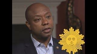 Sen. Tim Scott on politics, race and Trump