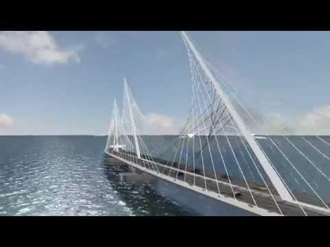 Doha Bay Crossing - The Vision