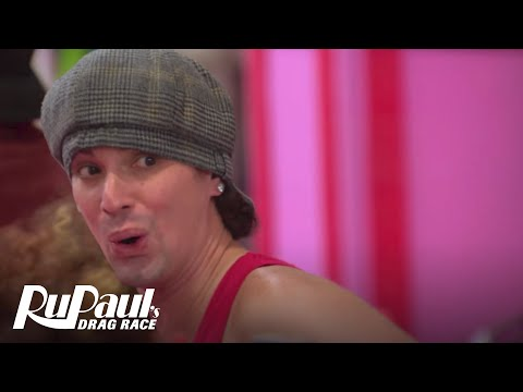 Cynthia Lee Fontaine CuCu Compilation: RuVealed | RuPaul's Drag Race Season 9 | Now on VH1