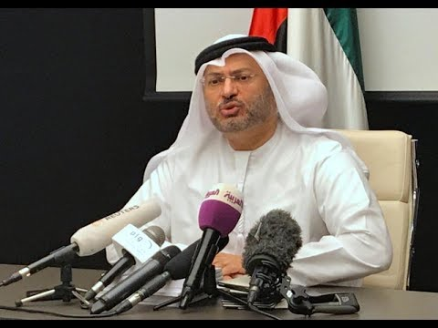 UAE Minister Denies Any Hacking of Qatar.