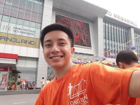 Trao giải Marathon Long Bien 10/2016