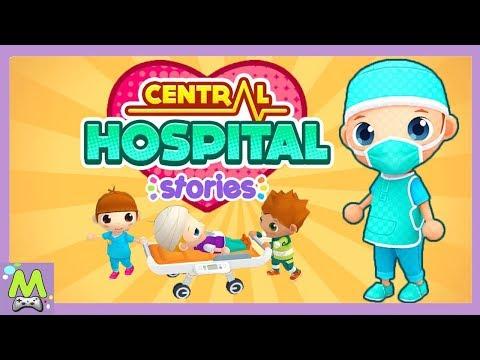 Central Hospital Stories.Игра про Больницу в Которой Можно Все.Полная Версия Игры