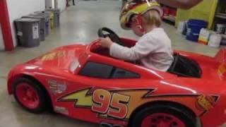 Exclusive! Three Year Old Drifting Maniac!