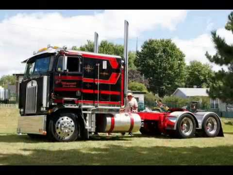 Kenworth Trucks Youtube