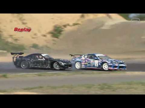 Formula Drift Japan Round 2: Full Top 4 Highlights