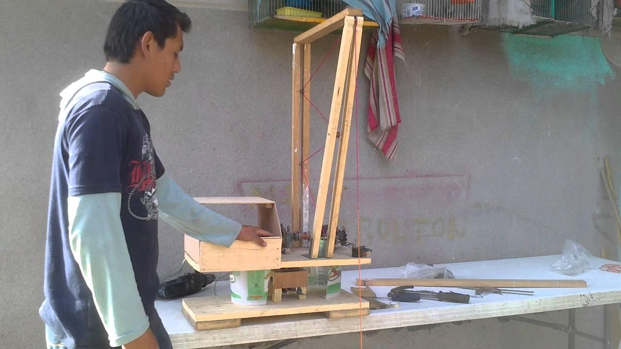 Proyecto de maquina compuesta youtube - Proyectos para construir una casa ...