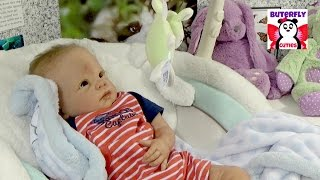 Charlie Gets New Clothes | Target Shopping Haul | Baby Boy Outfits | Buterfly Cuties Reborns
