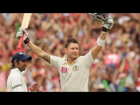 From the Vault: Clarke's record breaking 329*