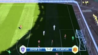 PES 2015 liga super malaysia (KEL VS JDT VS SEL VS PHG VS TER VS FEL)