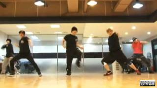 MBLAQ - This Is War (dance practice) DVhd