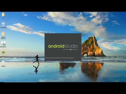 1.Installing Android Studio, JDK 10 And AVD Manager