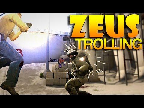 CS:GO - Zeus Trolling! #5
