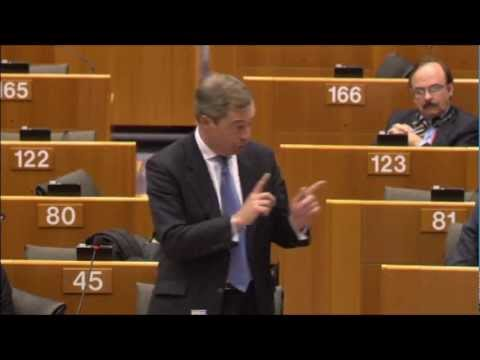 Nigel Farage: EU bribing independent Croatia to rejoin a