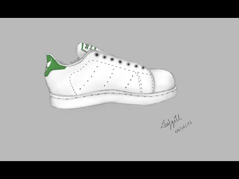 Drawing: Stan Smith