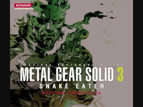 MGS 3 OST - 02 The Boss Theme Song (Snake Eater Full)